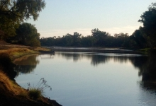 Credit: Coopers Creek at Policeman's Waterhole S.A. by K.Love 2015. Commonwealth of Australia 2015 cc by 3-0